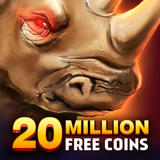 Rhino Fever: Free Slots & Hollywood Casino Games  Apk Pro Mod latest