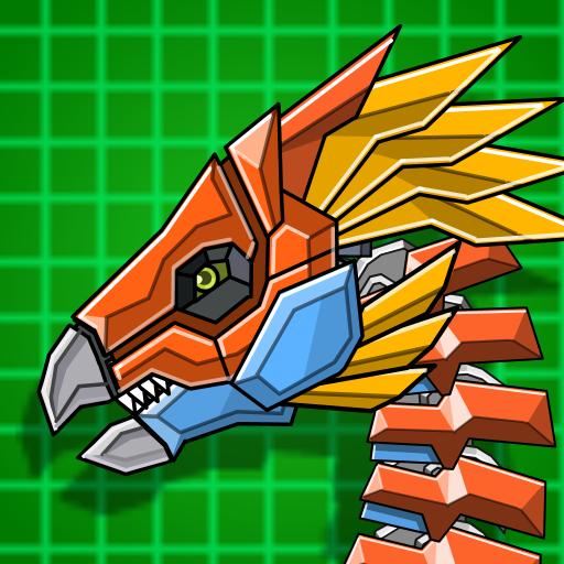 Robot Therizinosaurus Toy War Apk Pro Mod latest