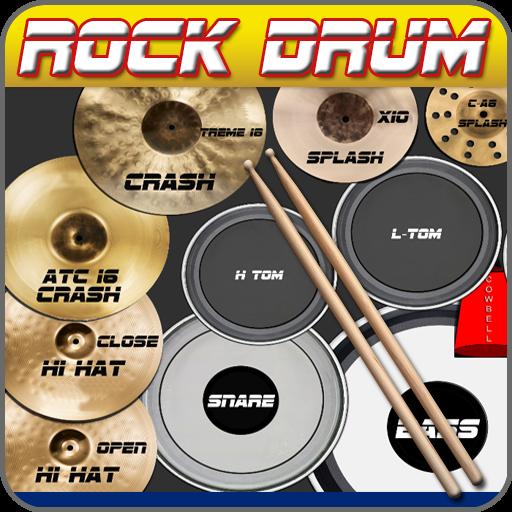 Rock Drum Kit   Apk Pro Mod latest 1.9