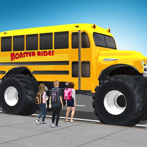 Super High School Bus – Driving Simulator Game 3D  3.0 Apk Mod (unlimited money) Download latest