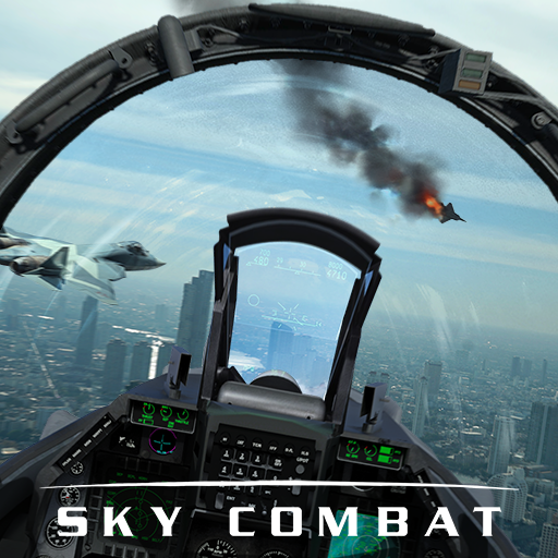 Sky Combat war planes online simulator PVP  6.1 Apk Mod (unlimited money) Download latest