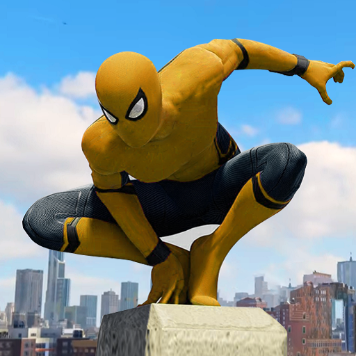 Spider Rope Hero Gangster New York City   Apk Pro Mod latest 1.5.16