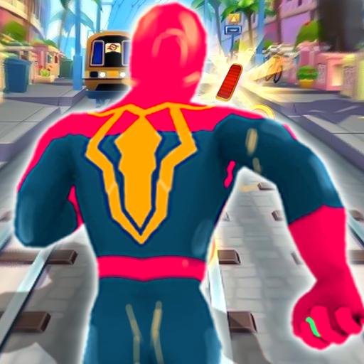 Super Heroes Run: Subway Runner   Apk Pro Mod latest 1.1.3
