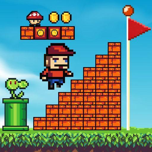 Super arcade. Pixel games adventure. Retro games  Apk Mod latest