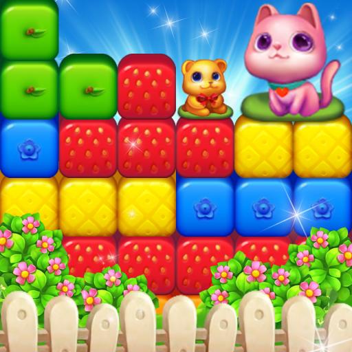 Sweet Garden Blast Puzzle Game Apk Pro Mod latest