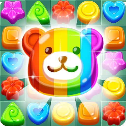 Sweet Jelly Pop 2021 – Match 3 Puzzle  1.2.5 Apk Mod (unlimited money) Download latest