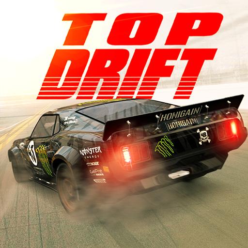Top Drift Online Car Racing Simulator  1.2.6 Apk Mod (unlimited money) Download latest