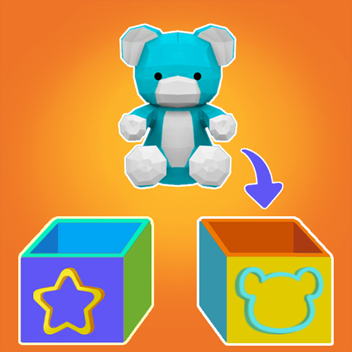 Toy sort 3D: How to be a dutiful kid?  Apk Mod latest