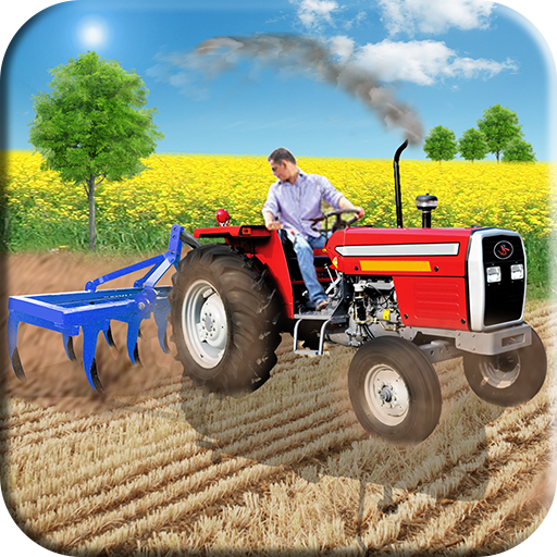 Tractor Drive 3D : Offroad Sim Farming Game  Apk Pro Mod latest