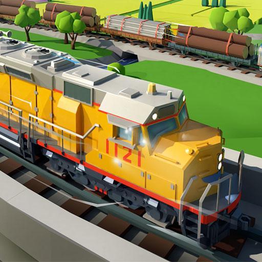 Train Station 2: Railroad Tycoon & City Simulator  Apk Pro Mod latest