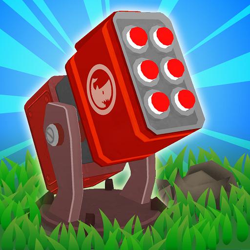 Turret Fusion Idle Clicker   Apk Pro Mod latest 1.5.4