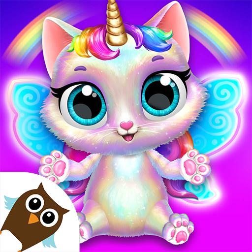 Twinkle Unicorn Cat Princess  4.0.30019 Apk Mod (unlimited money) Download latest