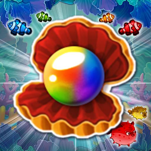 Under the Deep Sea: Jewel Match3 Puzzle  Apk Pro Mod latest