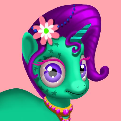 Unicorn & Pony Dress up Games  Apk Pro Mod latest