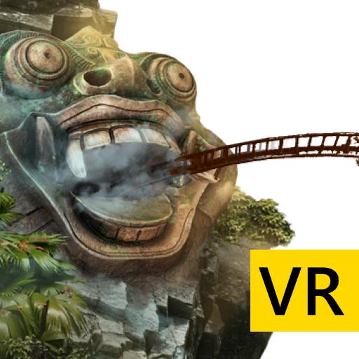 VR Temple Roller Coaster for Cardboard VR Apk Pro Mod latest