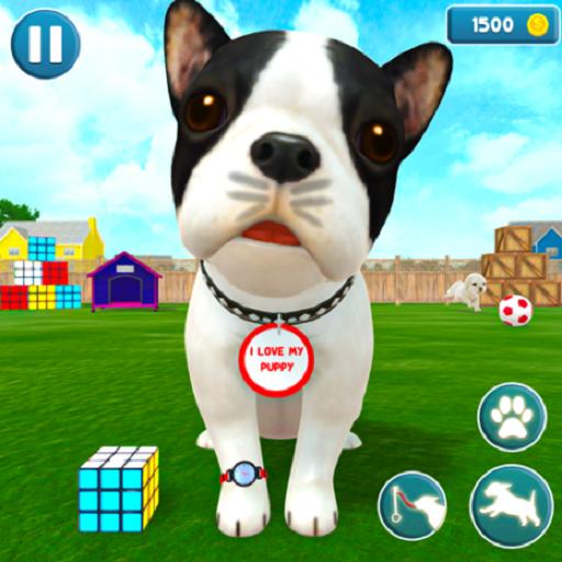 Virtual Puppy Dog Simulator: Cute Pet Games 2021 Apk Pro Mod latest 2.3