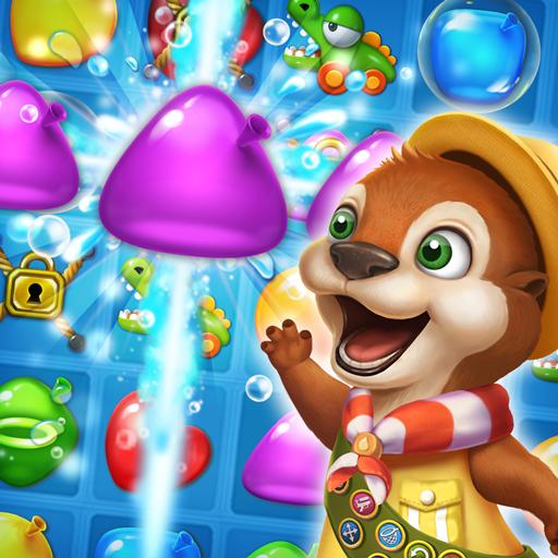 Water Splash Cool Match 3 1.7.6 Apk Mod (unlimited money) Download latest