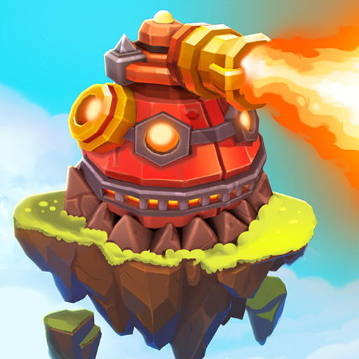 Wild Sky TD Tower Defense Legends in Sky Kingdom  1.45.9 Apk Mod (unlimited money) Download latest