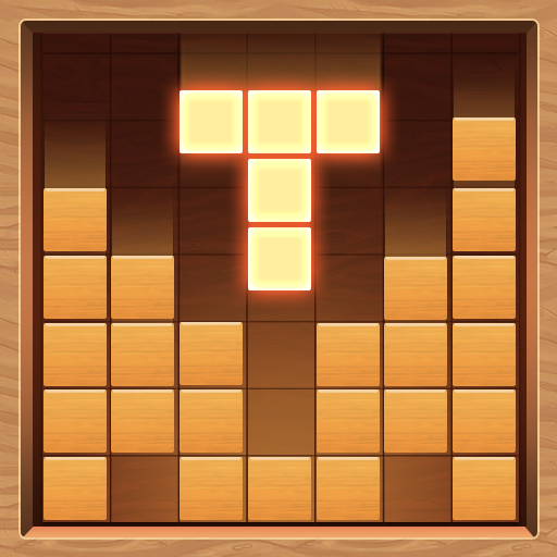 Wood Puzzle Block -Classic Puzzle Block Brain Game Apk Mod latest