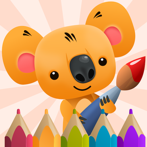 Сoloring Book for Kids with Koala  Apk Mod latest