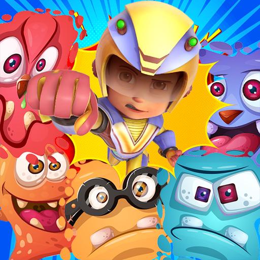 vir the robot boy game, VIR VS VIRUS : Veer game  1.0.12 Apk Mod (unlimited money) Download latest