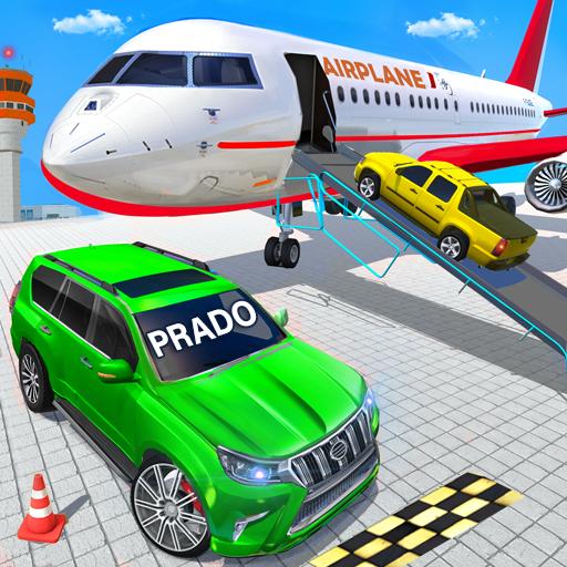 Airplane Car Parking Game: Prado Car Driving Games Apk Pro Mod latest 2.3
