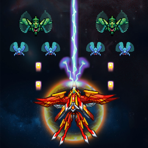 Alien Attack: Galaxy Invaders  Apk Mod latest