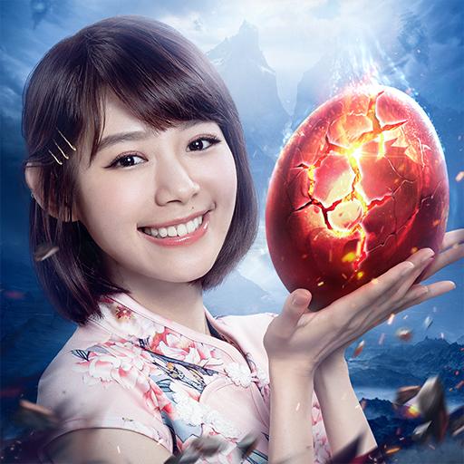 山海有妖獸-林明禎送三十抽  Apk Mod (unlimited money) Download latest