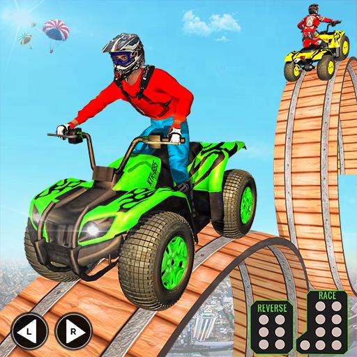 Atv Quad Bike Stunts Racing- New Bike Stunts Game Apk Pro Mod latest