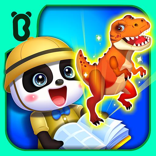 Baby Panda's Dinosaur World Apk Pro Mod latest 8.53.14.01