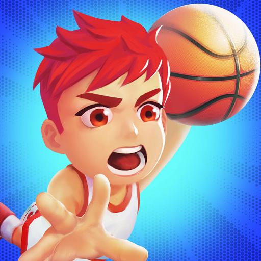 Basketball Slam 2021! – 3on3 Fever Battle  Apk Mod latest