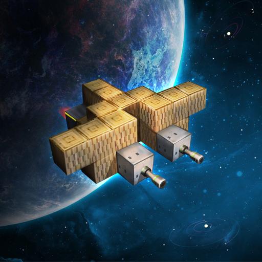 BlockAircraft-Space 2.23.20 Apk Mod (unlimited money) Download latest