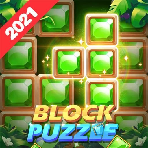 BlockPuz Jewel Free Classic Block Puzzle Game 1.3.0 Apk Mod (unlimited money) Download latest