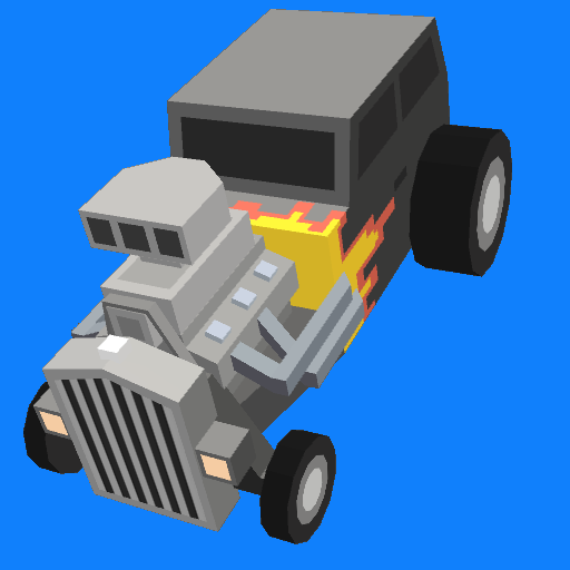 Blocky Road Racer  Apk Mod latest