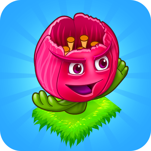Blooming Flowers : Merge Flowers : Idle Game Apk Pro Mod latest
