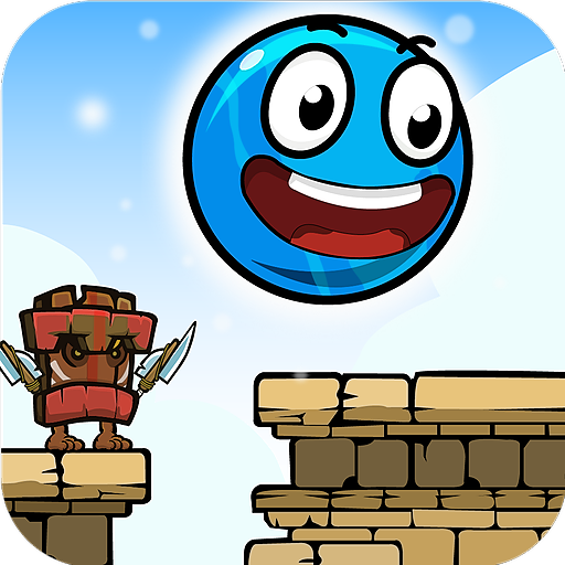 Blue Ball 11 Bounce Ball Adventure  2.1 Apk Mod (unlimited money) Download latest