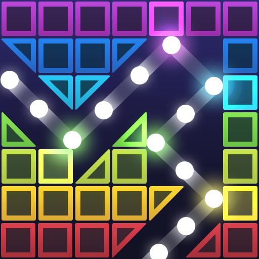 Bricks Breaker Hit – Glow Balls  Apk Pro Mod latest