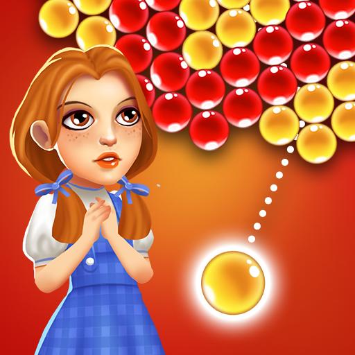 Bubble Shooter Magic of Oz  Apk Pro Mod latest