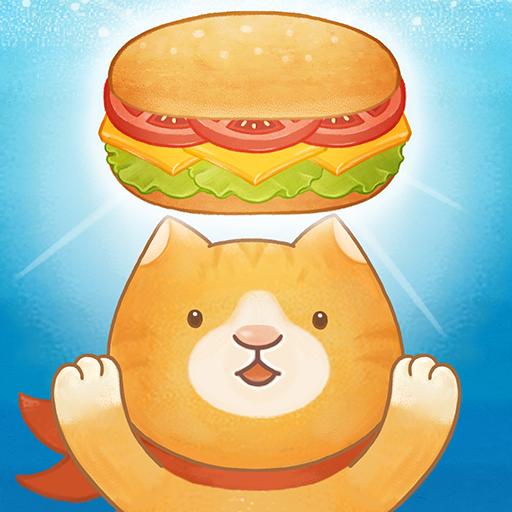 Cafe Heaven : Cat's Sandwiches  Apk Mod latest