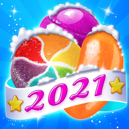 Candy Shop 2020 New Match 3 Games- Free Crush Swap Apk Pro Mod latest