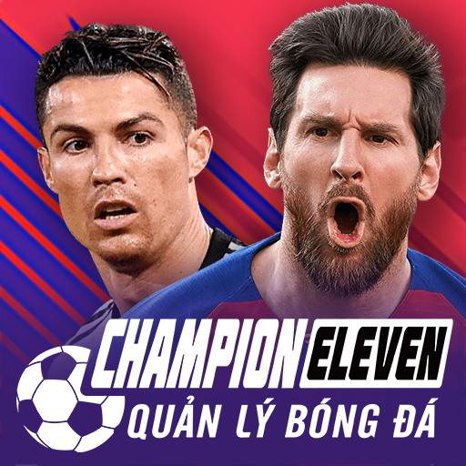 Champion Eleven-Quản lý bóng đá Apk Pro Mod latest