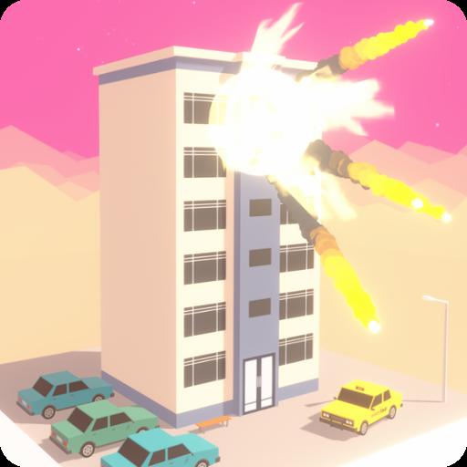 City Destructor Demolition game Apk Pro Mod latest 5.0.0