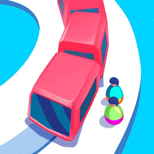 Color Express Train Adventure  1.8 Apk Mod (unlimited money) Download latest