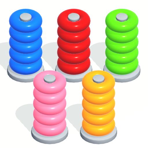Color Sort Puzzle: Color Hoop Stack Puzzle Apk Pro Mod latest