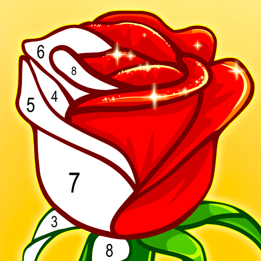 ColorPlanet® Paint by Number, Free Puzzle Games 1.1.15 Apk Mod (unlimited money) Download latest