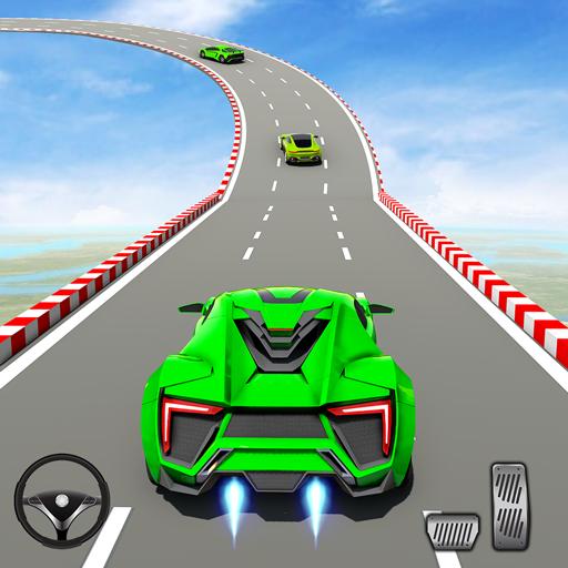 Crazy Car Stunts 3D – Mega Ramps Car Games  2.3 Apk Mod (unlimited money) Download latest