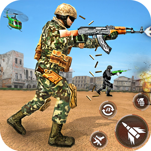 Critical Commando Shooting Mission 2020 Apk Pro Mod latest