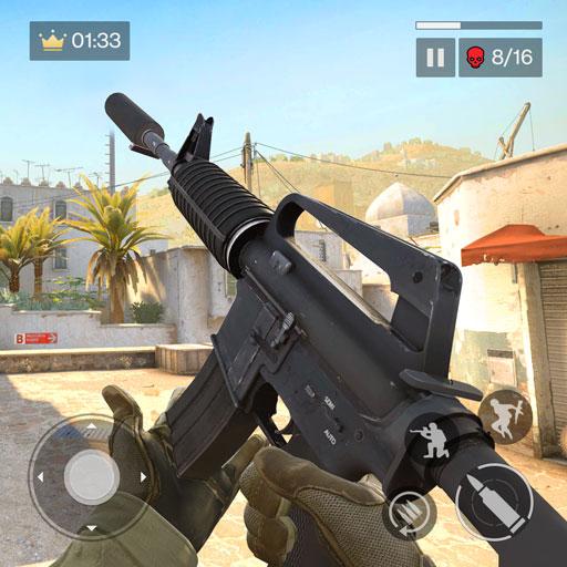Critical Strike CS: Counter Terrorist Offline Ops 1.0.20 Apk Mod (unlimited money) Download latest