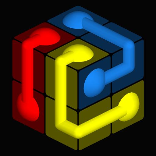 Cube Connect: Connect the dots Apk Pro Mod latest