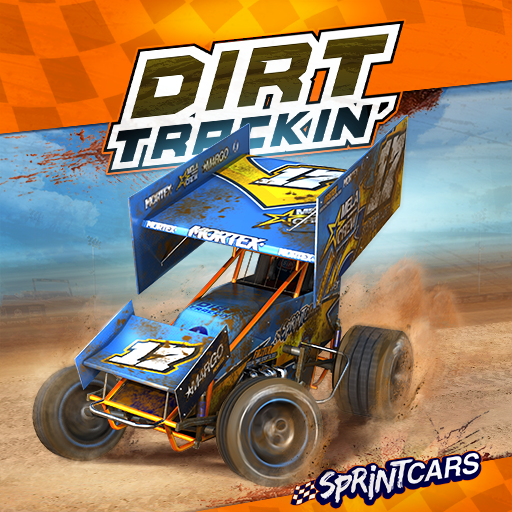 Dirt Trackin Sprint Cars  Apk Mod (unlimited money) Download latest
